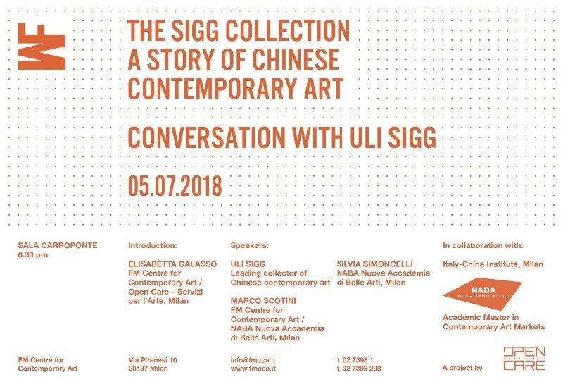 The Sigg Collection. A Story Of Chinese Contemporary Art
